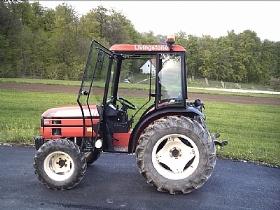 Traktorske Kabine Livingstone Za Traktorje SAME